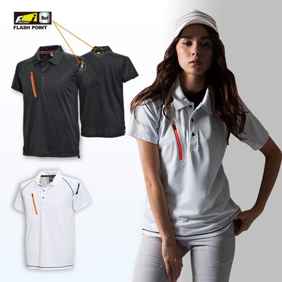 TS DESIGN ポロシャツ 08-5065