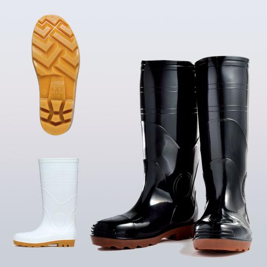 衛生長靴(02-85707)