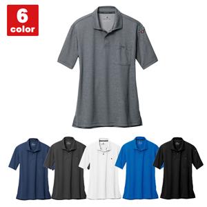 バートル ドライメッシュ半袖ポロシャツ 03-667