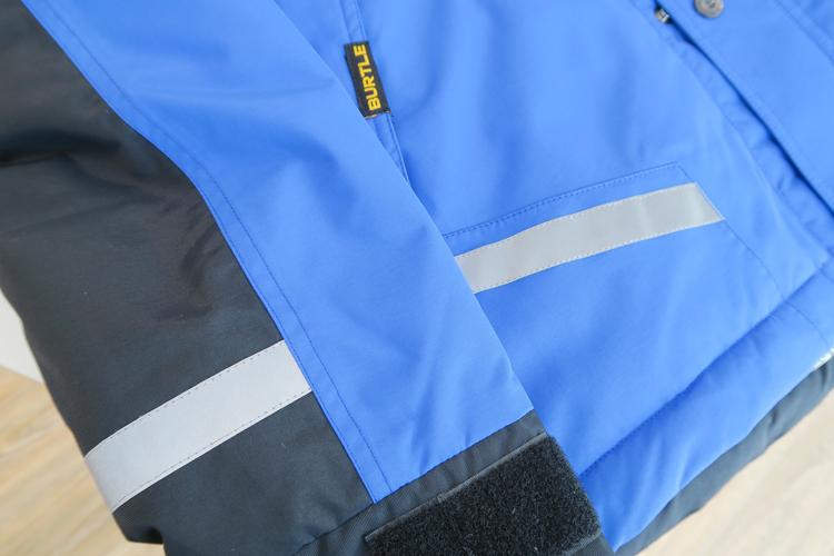 バートル 防水防寒ジャケット 7610 リフレクター画像