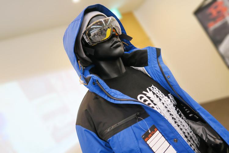 バートル 防水防寒ジャケット 7610 イメージ画像