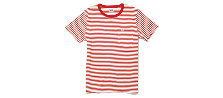 Lee Tシャツ