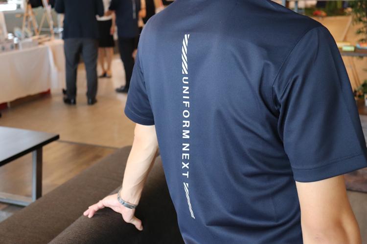 ポロシャツで作った当店のオリジナルユニフォーム