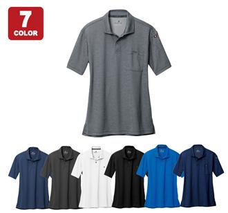 バートル ドライメッシュ半袖ポロシャツ 667