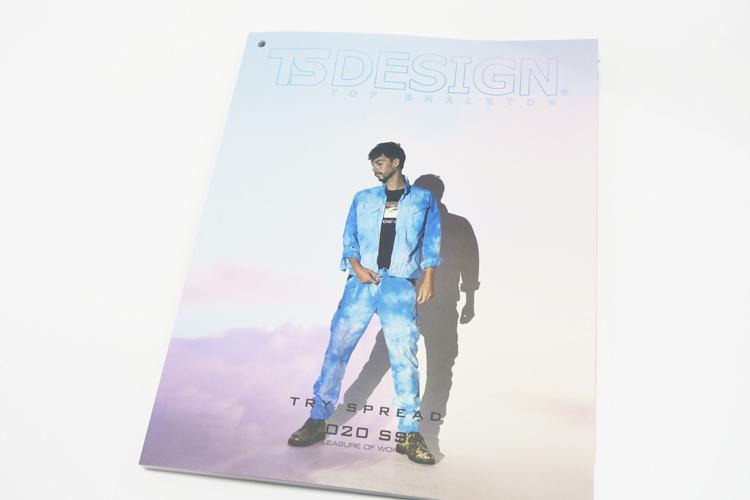 TS DESIGNのカタログ