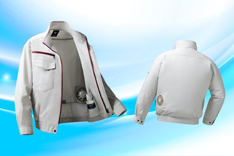 空調服を涼しくする 効果を上げる方法 メイン画像