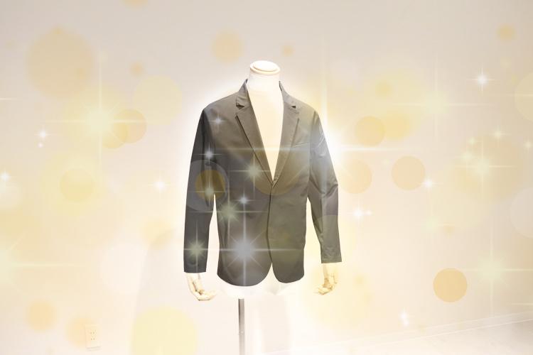 100回洗っても撥水性を維持するスーツ型作業服