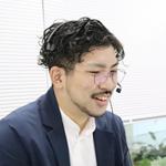 スタッフ中田