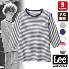 Lee Tシャツ[男女兼用](34-LCT29002)
