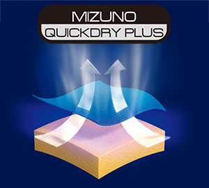 MIZUNO QUICKDRY PLUS画像
